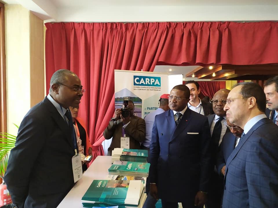 Forum Africain des infrastructures 2019